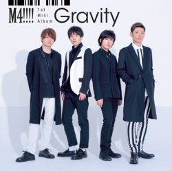 M4!!!!1st Mini Album Gravity