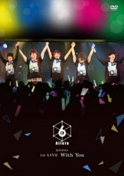 [DVD]  &6allein 1st LIVE「With You」