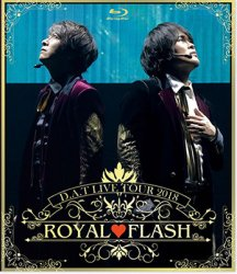 [BD]  D.A.T LIVE TOUR 2018「ROYAL FLASH」