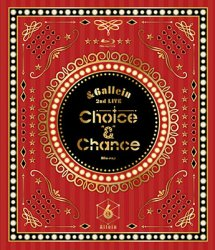 [BD]  &6allein 2nd LIVE「Choice