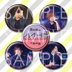 【ジェネフェス】M4!!!! 缶バッジ セット