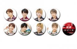 【成長JUNCTION!!】シークレット缶バッジ(2020.9ver)
