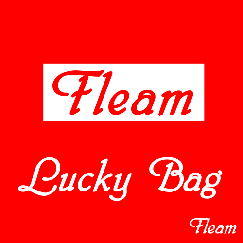 <img class='new_mark_img1' src='//img.shop-pro.jp/img/new/icons33.gif' style='border:none;display:inline;margin:0px;padding:0px;width:auto;' />FLEAMフリーム lucky bag/FLEAM