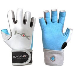 <輸入代行> Harbinger Women's X3 Competition Open Finger WristWrap Gloves(ハービンジャー・ウィメンズ・X3・リストラップ・グラブ…