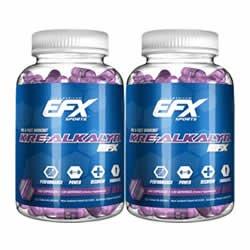 Kre-Alkalyn® EFX Capsules-750 mg (240 ct) (お買い得用 クレアチン)x 2