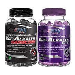 <80~90kg・60日分/90kg以上・40日分>クレアルカリン ハードコア+クレアルカリン 120カプセル