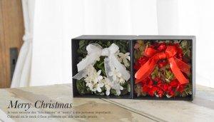 クリスマスミニリースボックス