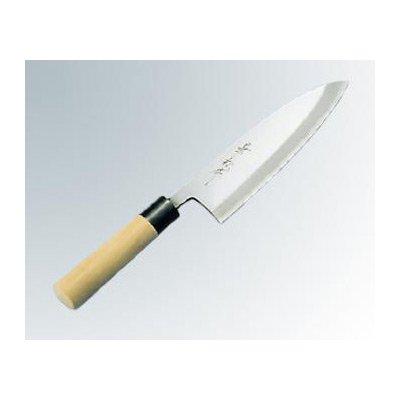 兼松作 日本鋼 出刃 30cm