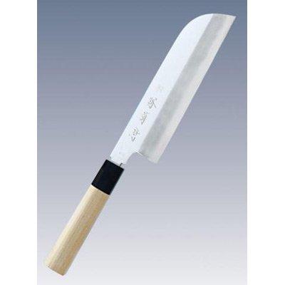 堺菊守 極KIWAMI V10 鎌形薄刃 22.5cm