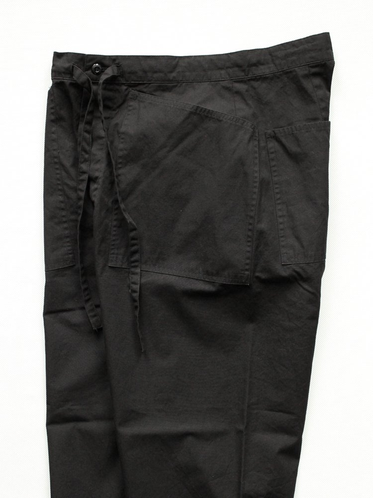 MARKAWARE | マーカウェア EASY BAKER PANTS #BLACK