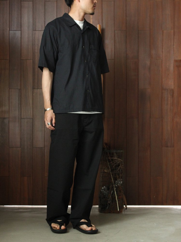 アウトレット EASY BAKER PANTS #BLACK