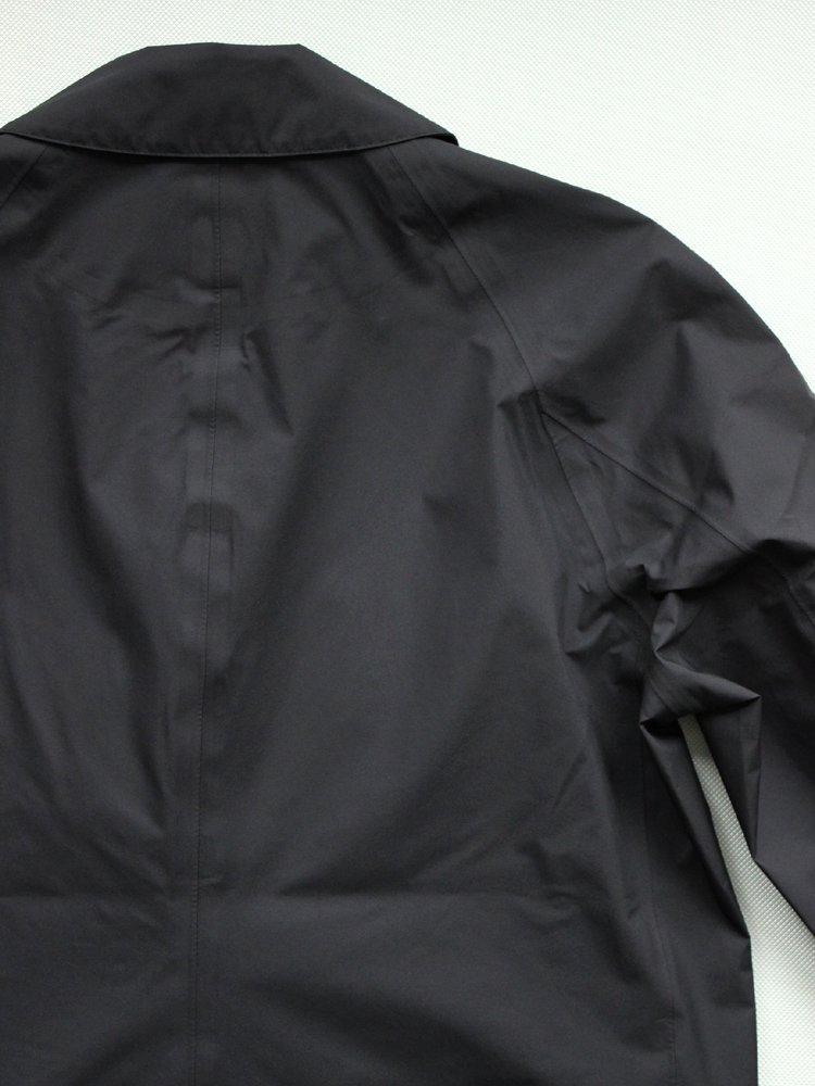 アウトレット GORE-TEX® Trench Coat #BLACK