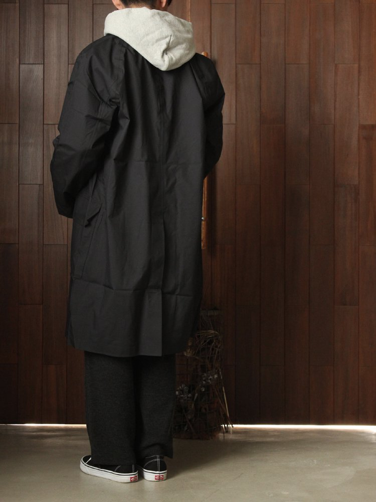 nanamica | ナナミカ GORE-TEX® Trench Coat #BLACK
