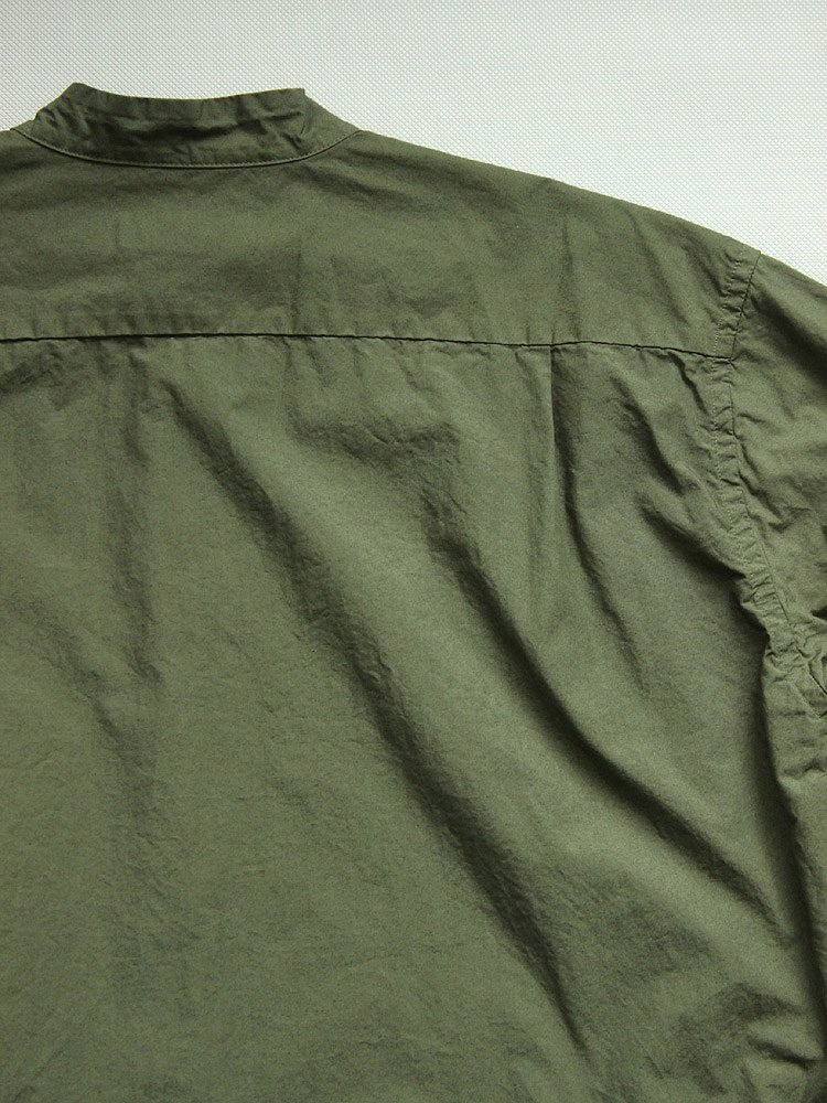 marka | マーカ WIDE SPREAD COLLAR SHIRTS [EXCLUSIVE] #OLIVE