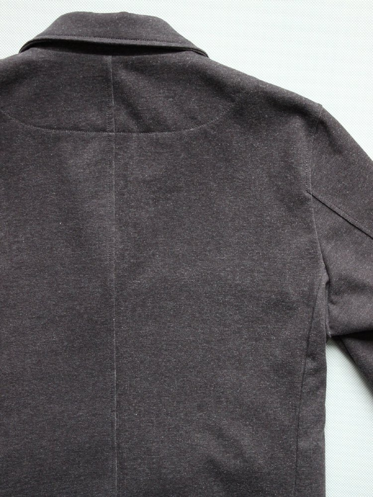 CURLY | カーリー NP MECHANIC COAT #INK BLACK