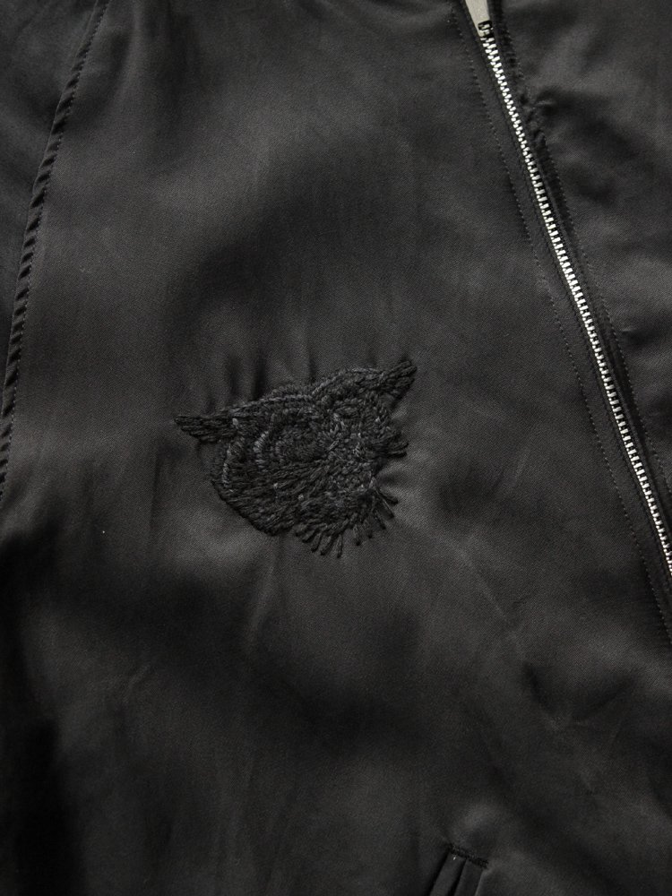 marka | マーカ SOUVENIR JACKET #BLACK