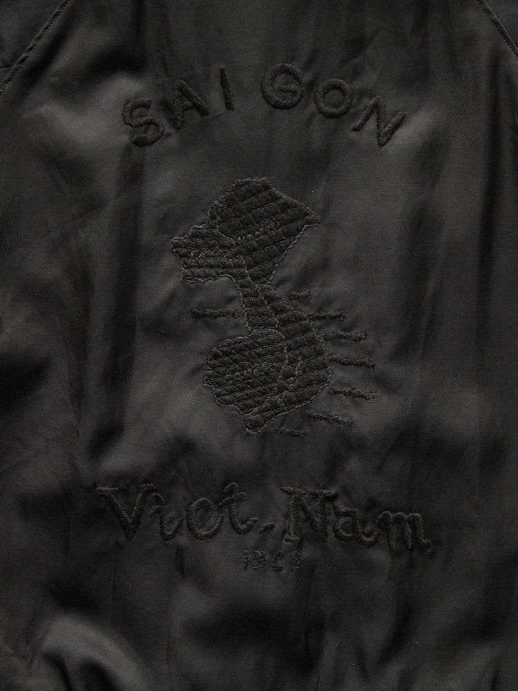 marka | マーカ SOUVENIR JACKET #BLACK