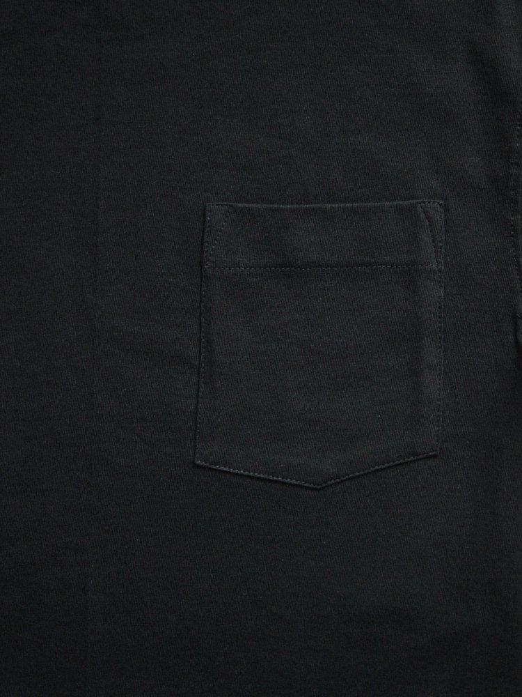 Select Items | セレクトアイテム FINEST POCKET T-SHIRT #BLACK