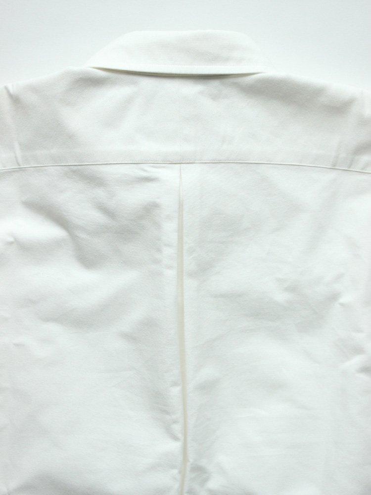 POLO COLLAR SHIRTS REGULAR-FIT #WHITE