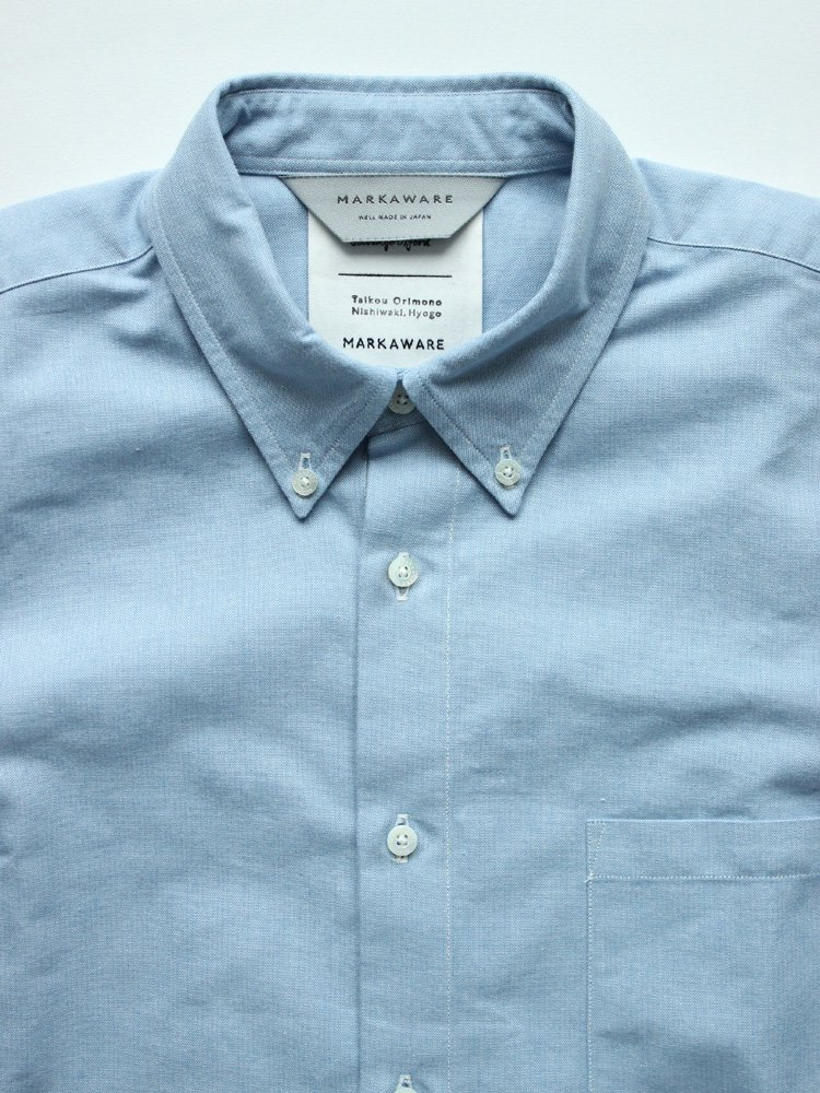 MARKAWARE | マーカウェア POLO COLLAR SHIRTS REGULAR-FIT