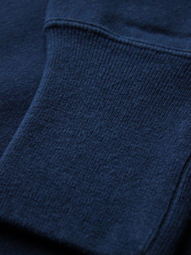 ANATOMICA | アナトミカ SWEAT SHIRTS CREW NECK #NAVY