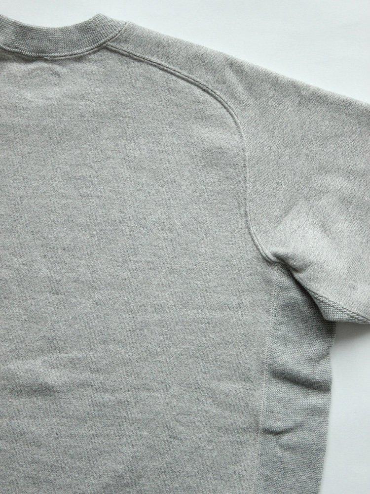 SWEAT SHIRTS CREW NECK #GRAY