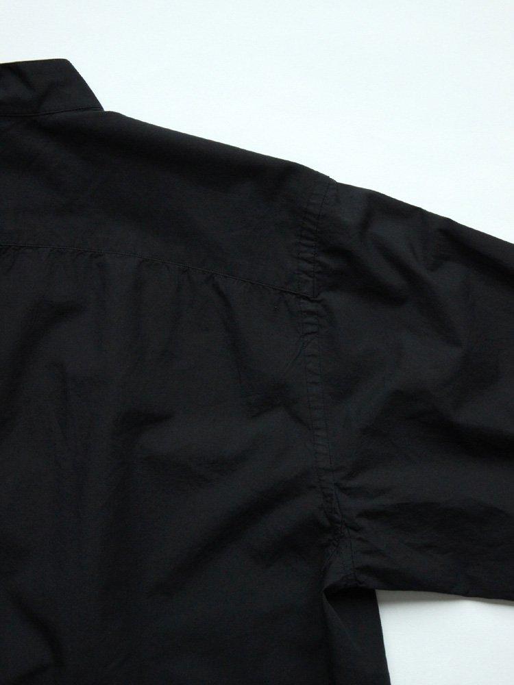 MARKAWARE | マーカウェア APRON POCKET SHIRTS #BLACK