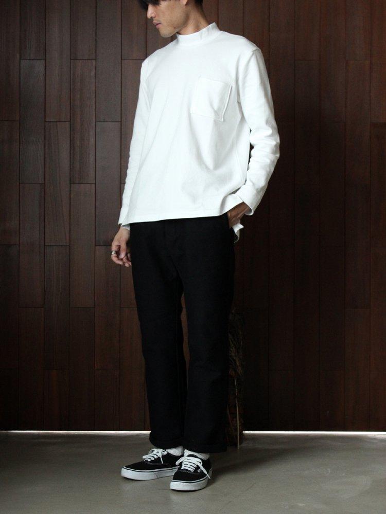 CURLY | カーリー JI BRIGHT TROUSERS #BLACK