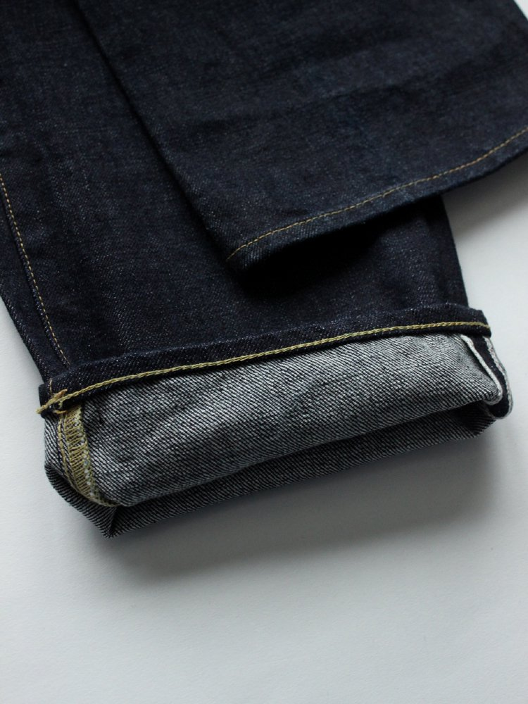 ANATOMICA | アナトミカ 618 TAPERED DENIM #INDIGO ONE WASH