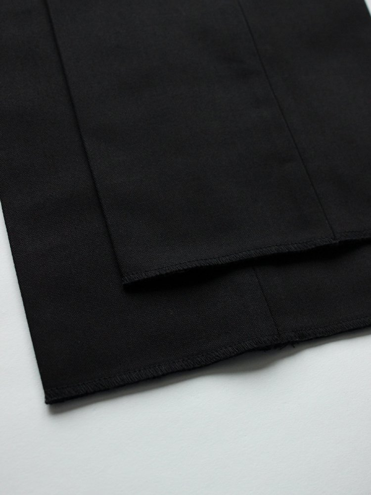 ANATOMICA | アナトミカ TRIM FIT � SATEEN #BLACK