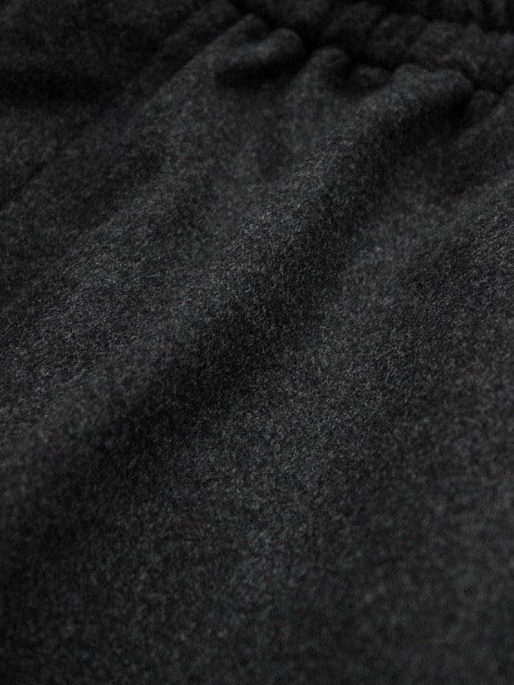 marka | マーカ BALOON PANTS #CHARCOAL GRAY