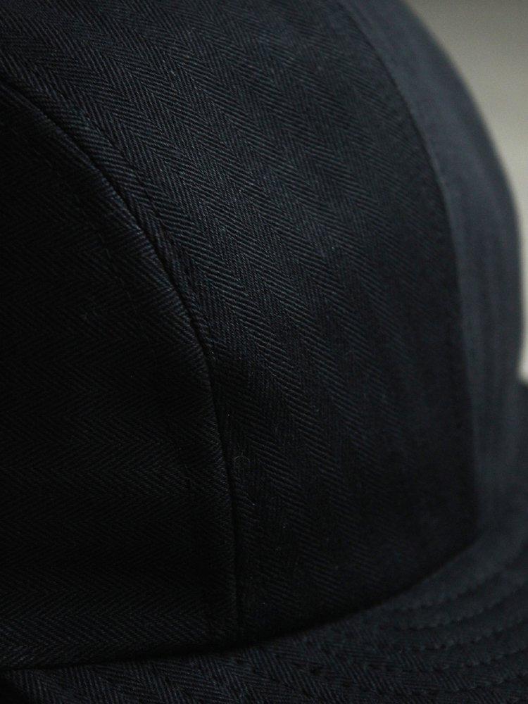HELLCAT / AVIATOR CAP #BLACK