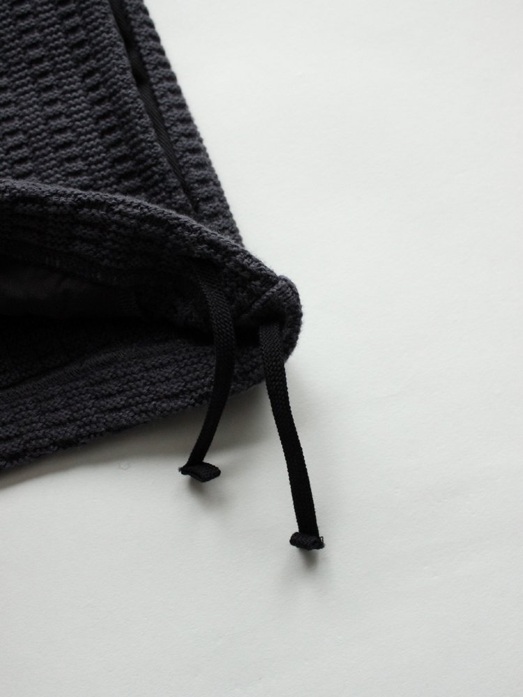 CURLY | カーリー FOLKSY PARKA #CHARCOAL