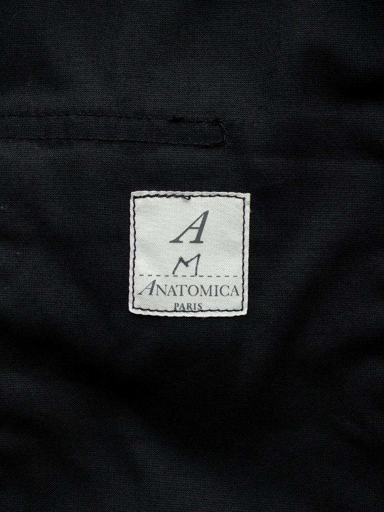 ANATOMICA | アナトミカ USN FLIGHT JACKET #NAVY