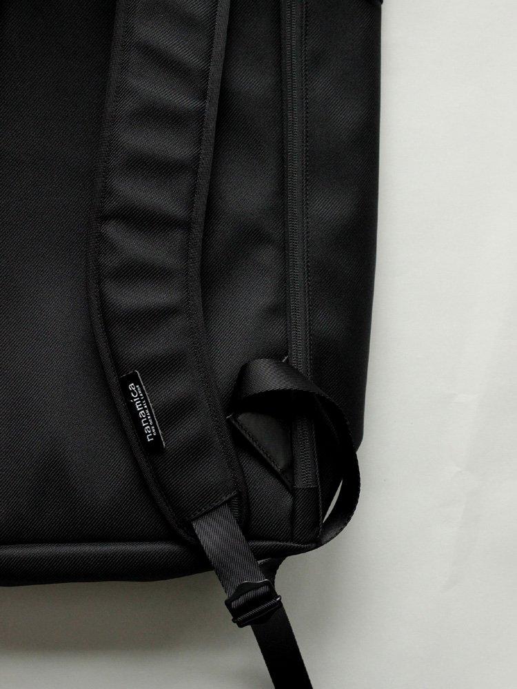 nanamica | ナナミカ Cycling Pack #BLACK