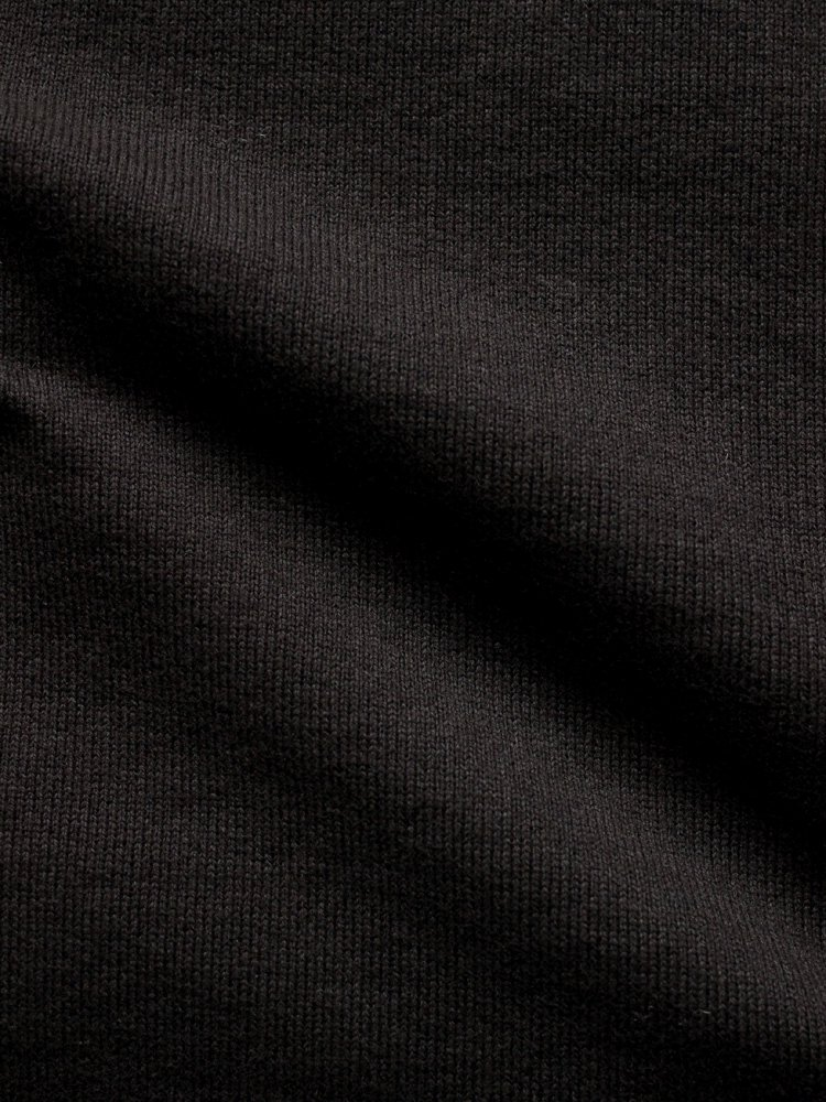 FROSTED CREW SWEAT #BLACK