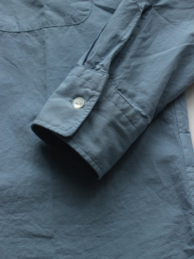 MARKAWARE | マーカウェア PERMANENT SHIRTS LOOSE-FIT #BLUEGRAY