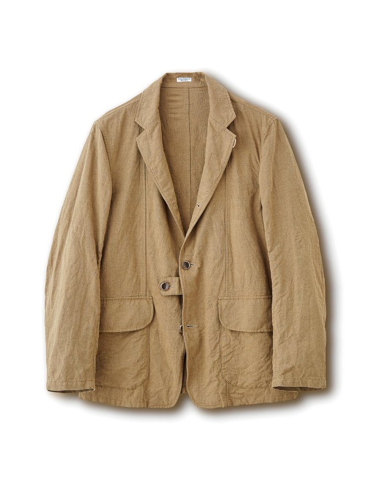 PHIGVEL MAKERS & Co.|NORFOLK JACKET #BEIGE