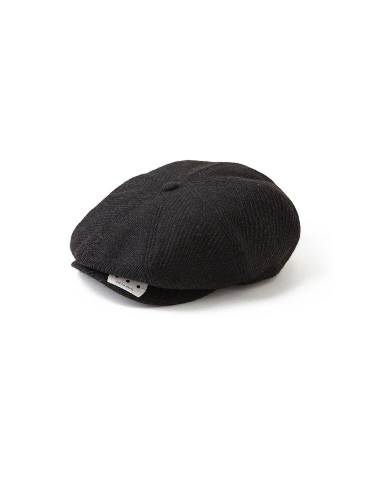 OLD JOE BRAND PEAKED CAP EAR GUARD #FRENCH TWILL