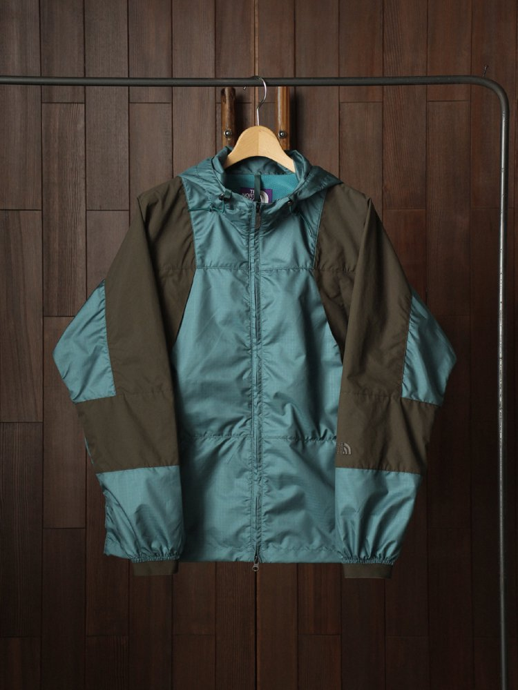 THE NORTH FACE PURPLE LABEL Mountain Wind Parka #Mint