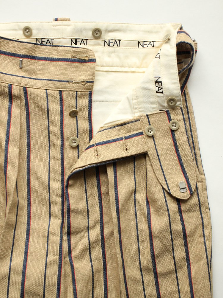 Alternate Stripe Beltless #Alternate Stripe