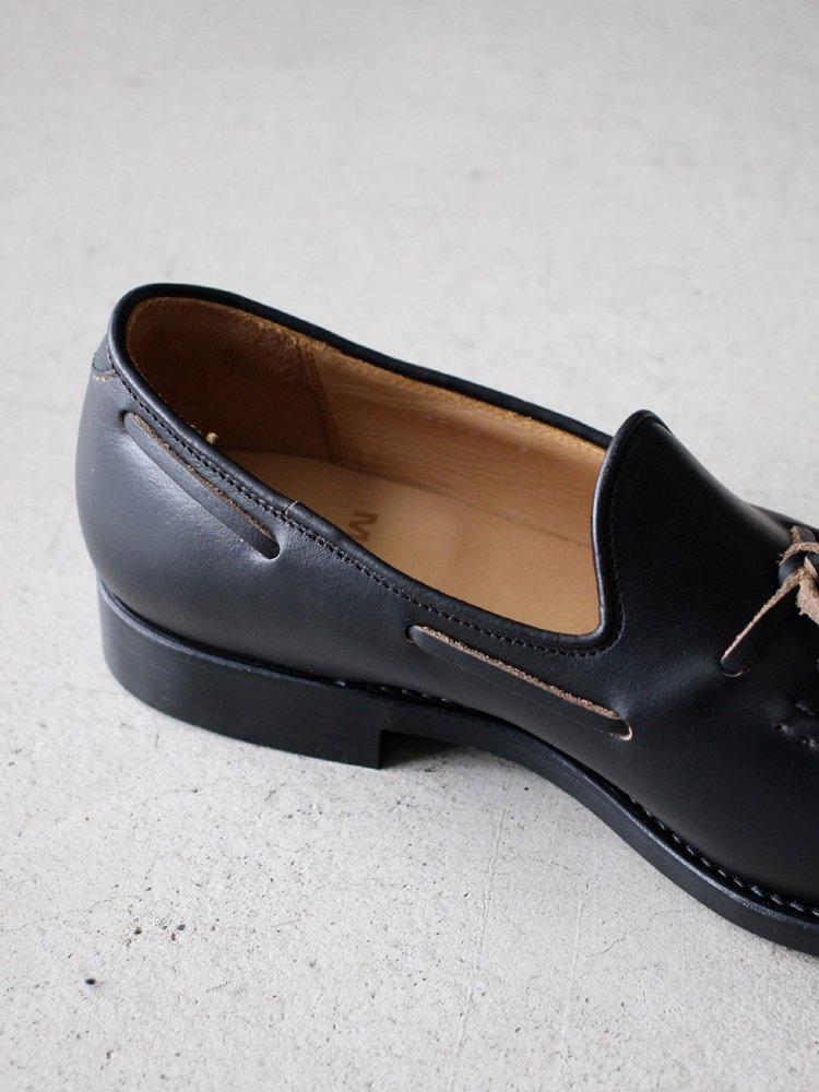 Tassel Loafer Chrome Excel 2520 #BLACK