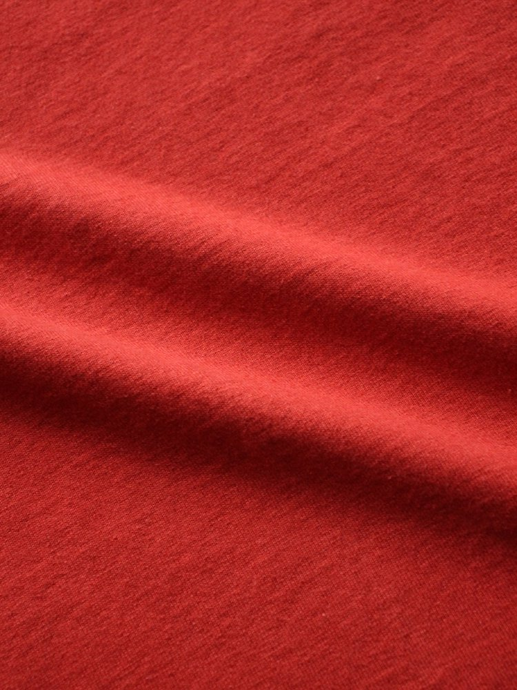 POCKET TEE #SCARLET