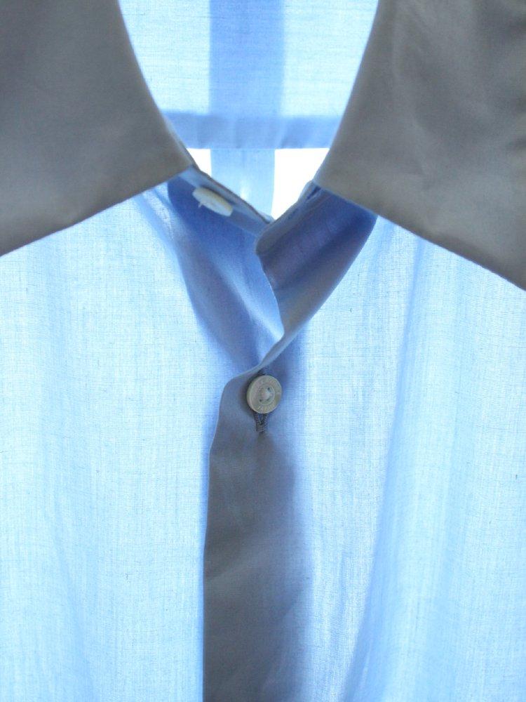 COMFORT FIT SHIRTS #SAXE BLUE