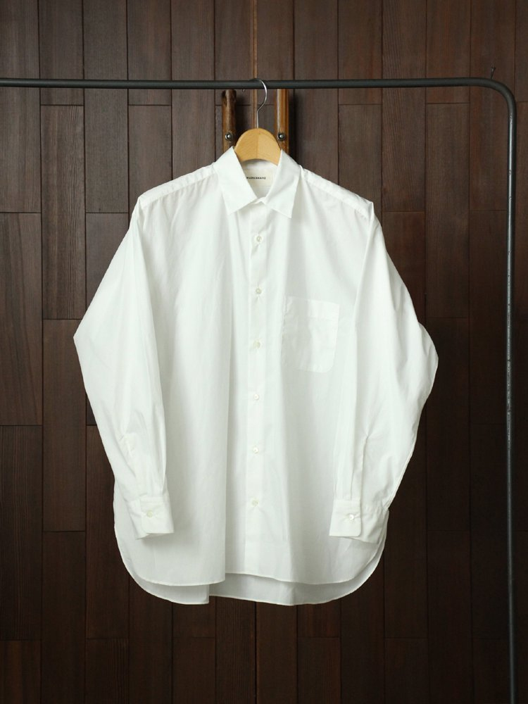 COMFORT FIT SHIRTS #WHITE
