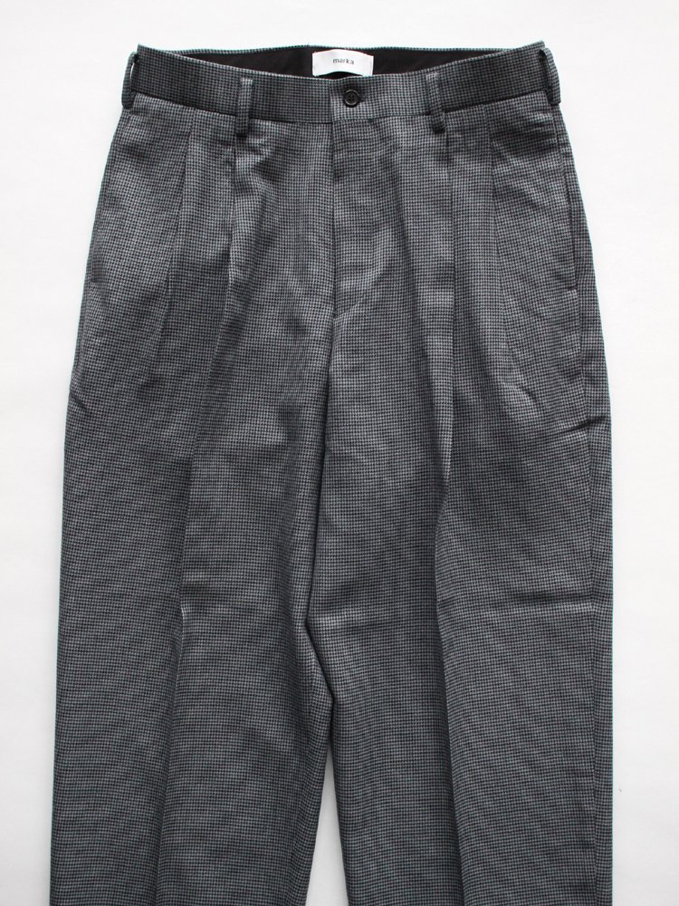 2TUCK COCOON FIT #CHARCOAL