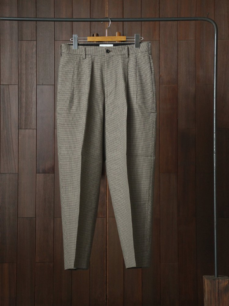 marka 2TUCK COCOON FIT #OLIVE