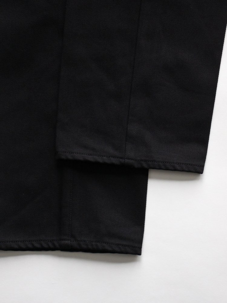 <img class='new_mark_img1' src='https://img.shop-pro.jp/img/new/icons24.gif' style='border:none;display:inline;margin:0px;padding:0px;width:auto;' />WORKADAY 5POCKET TROUSERS #BLACK