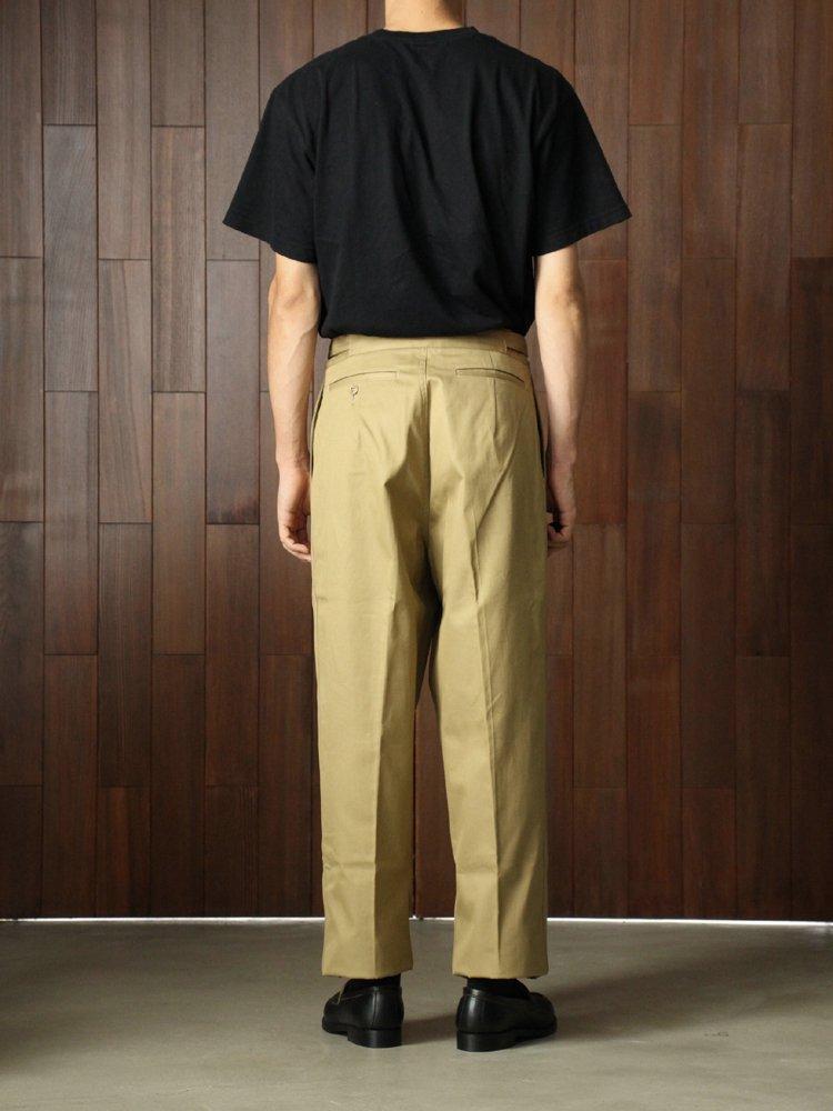 ROYAL MARINE PANTS #BEIGE