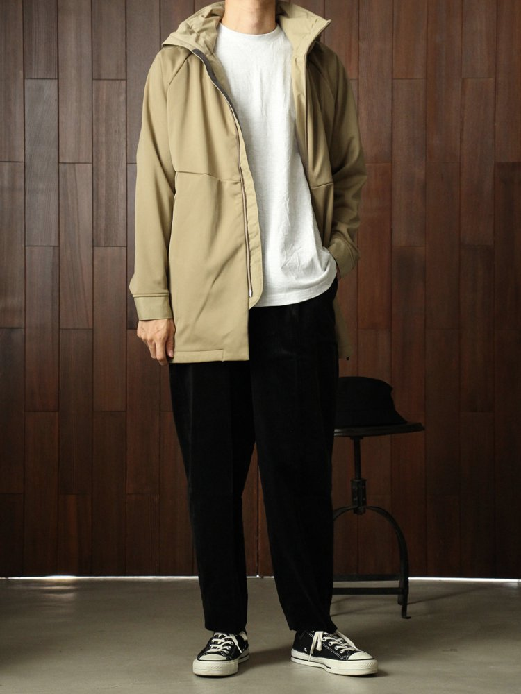 ALL-PURPOSE COAT #BEIGE